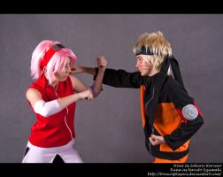 Fight by ToraCosplayers