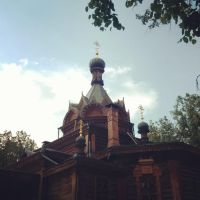 Church in Moscow by shytiha