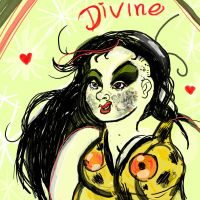 Divine by Pancakeenthusiast