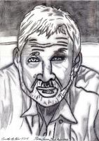 Norman Jewison (Director, Producer and Writer) by AuronTsubaki1985