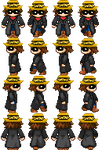 Dross - Sprite - RPG Maker Character by Nachmonta