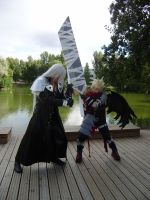 Sephiroth - Indestructible by Tappajapappi