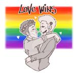 Love wins by MrsSandy