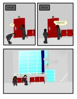 Page 5 - One Day At School of Montreuil by Facipoly