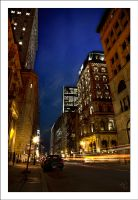 Montreal at Night 37 by Pathethic
