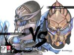Saren VS Garrus by AUTAKU