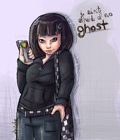 i ain't afraid of no ghost by jujube