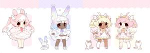 [CLOSED] Puffimi Auction* by Puffimii