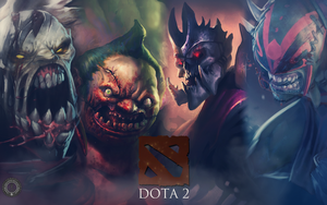 Dota 2 by Mr-Enjoy