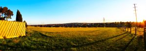 My First Panorama by Aurrum