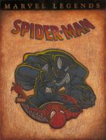 Spider-Man Cover by kodaddy
