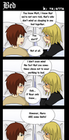 Death Note: Bed by mayanna