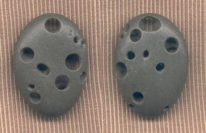 Stone with Holes by DonSimpson