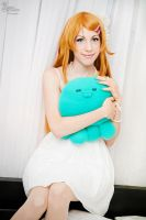 Kirino and Takochu I by EnchantedCupcake
