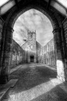 St Martin's Ruin by taffmeister