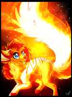 BURN by HunkownDreamWolf