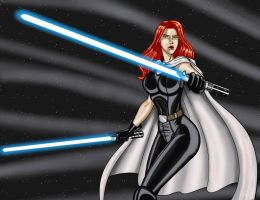 Mara Jade - Deadly 2 by JosephB222