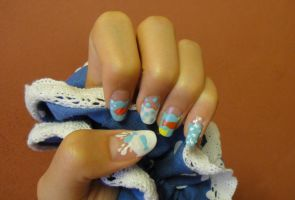 Fish Nails by wushini