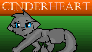 Cinderheart of ThunderClan by Larkflame