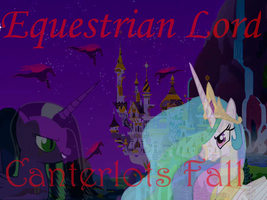Canterlot's Fall Cover by MerlinkPa