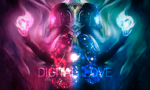 Digital Love by Nightmare95GFX