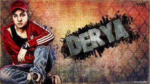Derya Wallpaper by ManiaGraphic