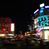 Lights of Moscow by Yagodka by SixbySix