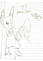 Dallas The Pikachu~ by The-Insane-Lolly
