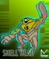 shell head by omnitrixradiation126