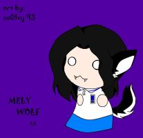 mely wolf by so0lvy93