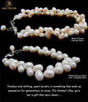 Mother's day Pearls promotional item by manteraku
