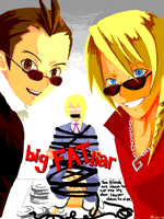 AJ: BIG FAT LIAR by Chancake