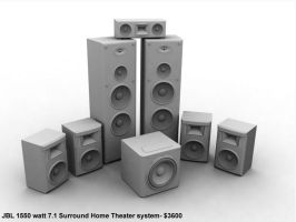 7.1 Surround Sound by todd587