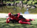 Deadpool Cosplay by Wh1plash