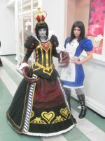 Akon '12 - American Mcgee's Alice by TexConChaser