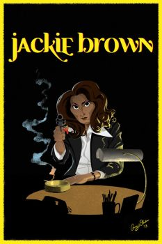 Jackie Brown by tightywhite