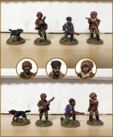 Miniatures - Russian Extras 3 by Bjerg