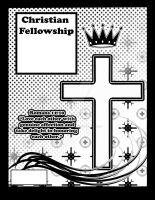 Christian Fellowship by endlessdreamer382
