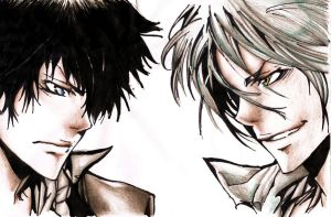 Psycho-Pass by UnstableApocalypse