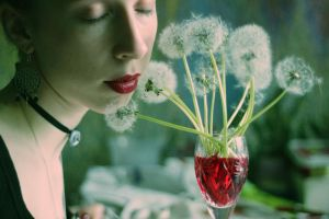 daytime dandelion wine 1 by miss-Alienation