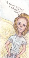Maximum Ride Bookmark by blindbandit5