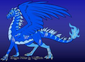 Me as a dragon 'Adult' by TRDRT