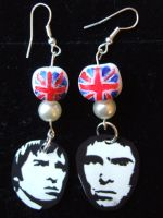 Noel and Liam G Earrings by Mazzi294