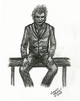 The Joker by kitchan333