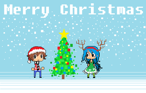 Merry Christmas by Jump-Button