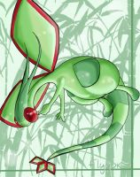 DMP : Flygon by Ariall