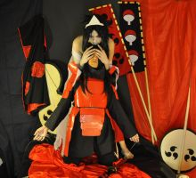 Cosplay Izuna Madara Uchiha315 by NakagoinKuto
