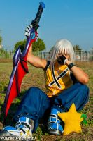 My Darkness for YOU- Riku KH Cosplay by Leon Chiro by LeonChiroCosplayArt
