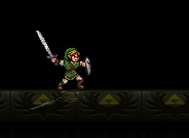 FanGame - Legacy of Zelda  screen shot #2 by triplesonicX