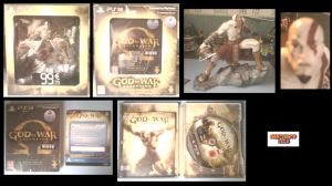 God Of War Ascension Collector by Naruttebayo67